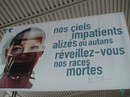 Aimé Césaire, Nos ciels impatients