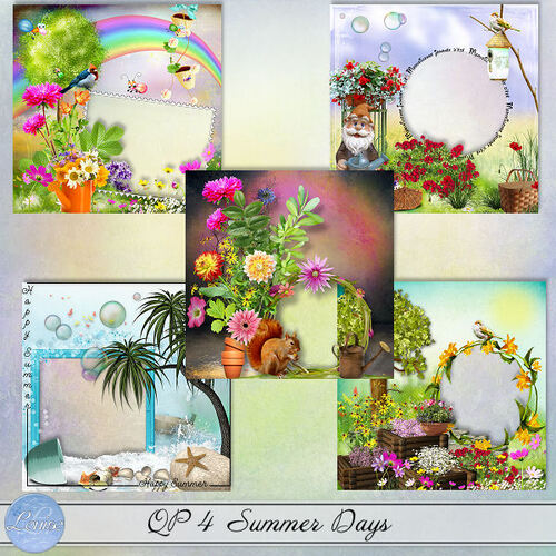 Quick Pages Summer Days