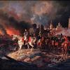 Moscou en flammes