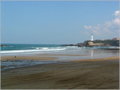 Biarritz douceur de mars