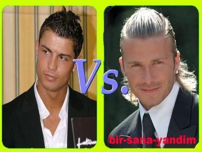 Cristiano ou Beckham