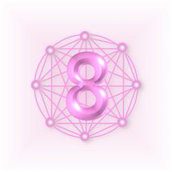 Symbolisme et Vibration des Nombres - L'énergie 8