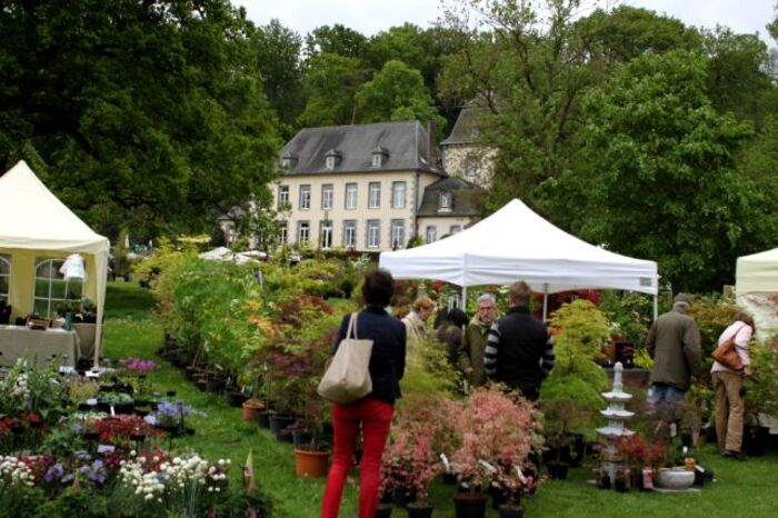 Les Jardins d'Aywiers - Printemps 2014