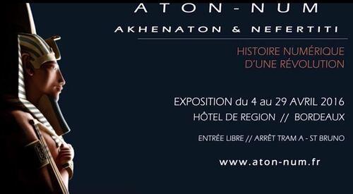 Expo Egypte à Bordeaux