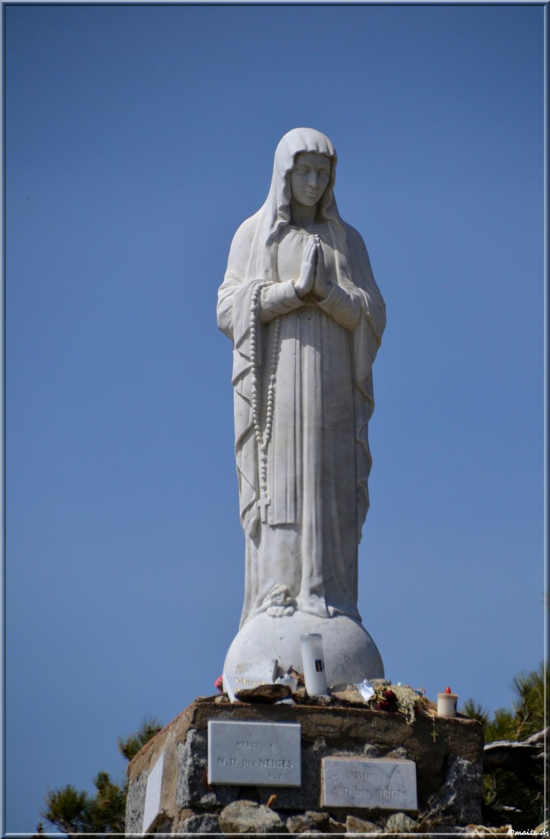 Notre Dame des Neige - col de Bavella - Corse
