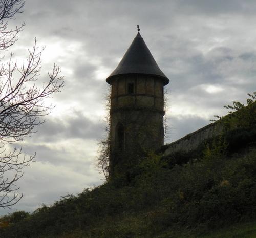 Le château d'Andert