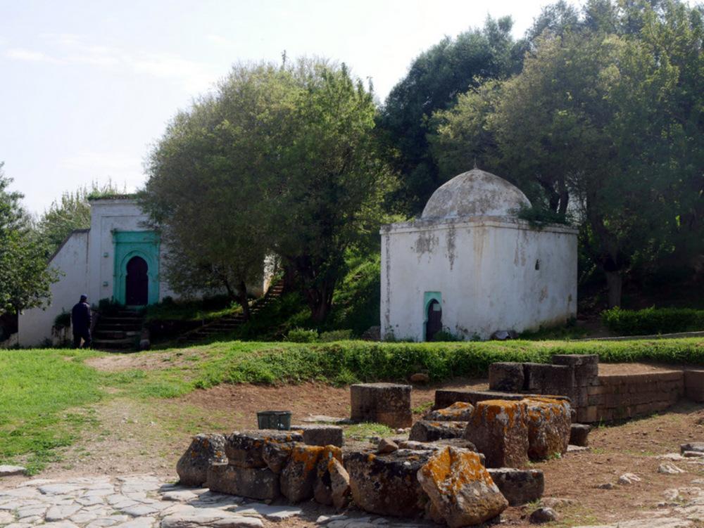 Rabat - le Chellah