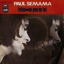 DEVOTION Paul Semama 45t 1