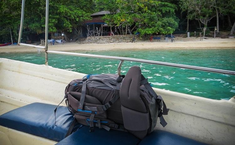21 Juillet - Kapas... Terengganu... Mersing