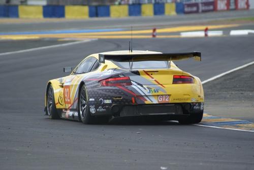 essais libre Le Mans 2010