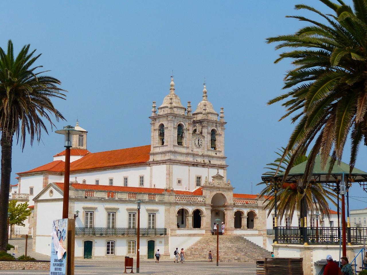 église Nazaré Portugal