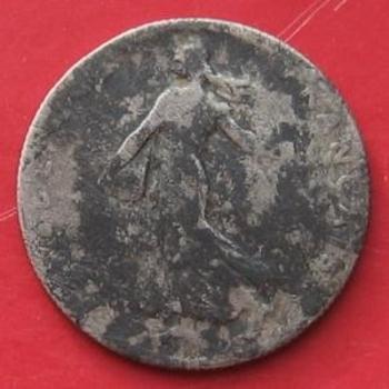 50 centimes semeuse 1900 avers