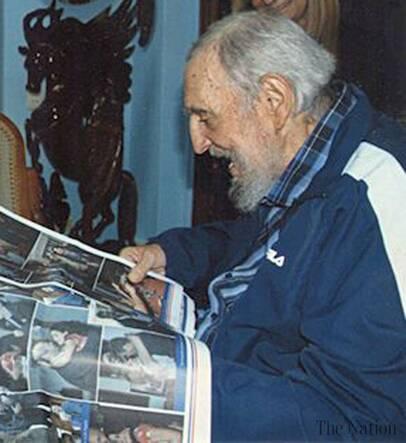 Cuba publie les première photos de Fidél Castro après 6 mois