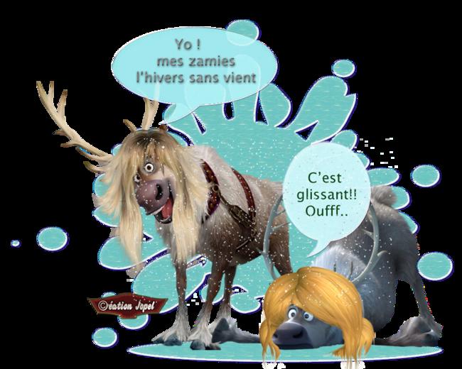 Ces animaux qui nous ressemble défi chez princesse Chanel