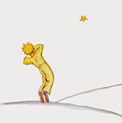 Le Petit Prince-fin