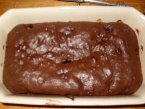Challenge Chocoladdict - Recette 1