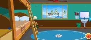 Jouer à Pine room escape
