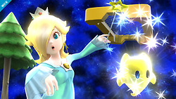 Screenshots rosalina ssb4 super smash bros 4 luma Rosalina & Luma