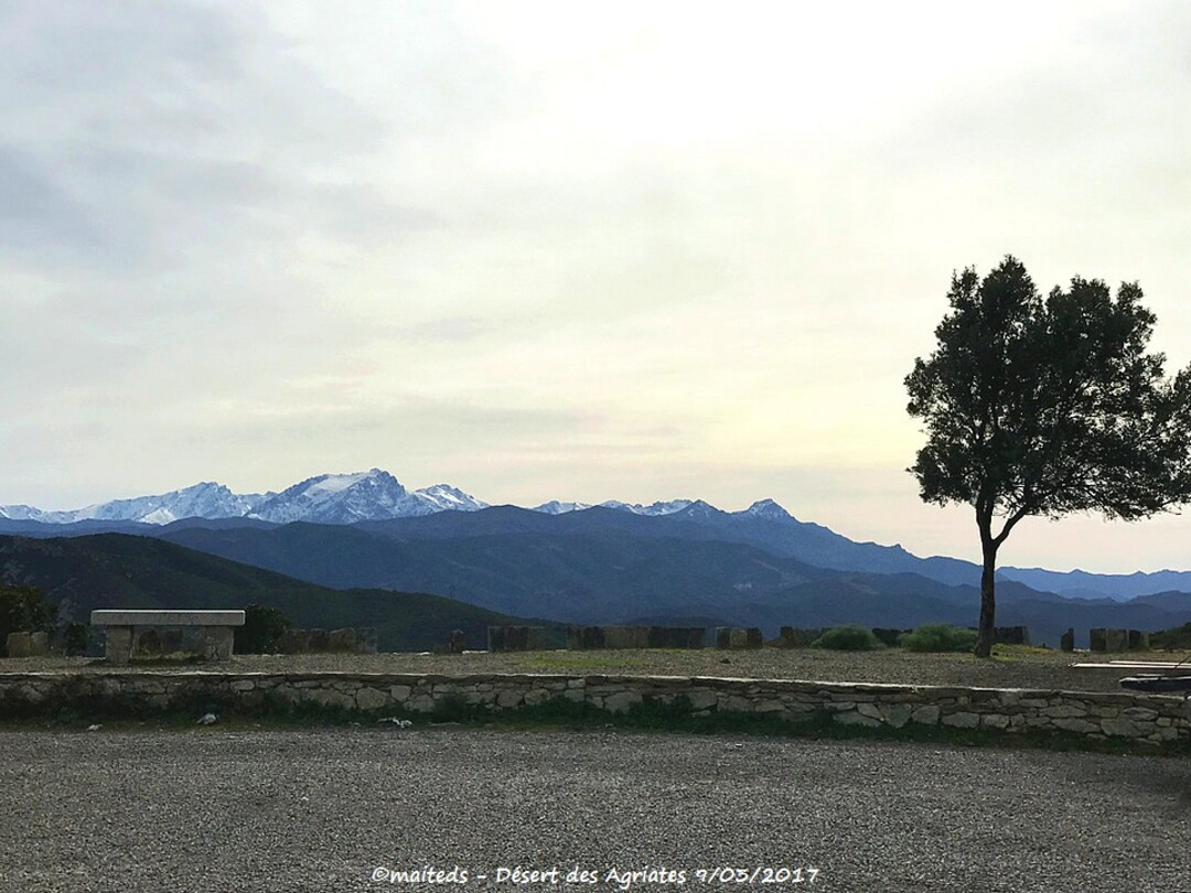 Désert des Agriates - Corse