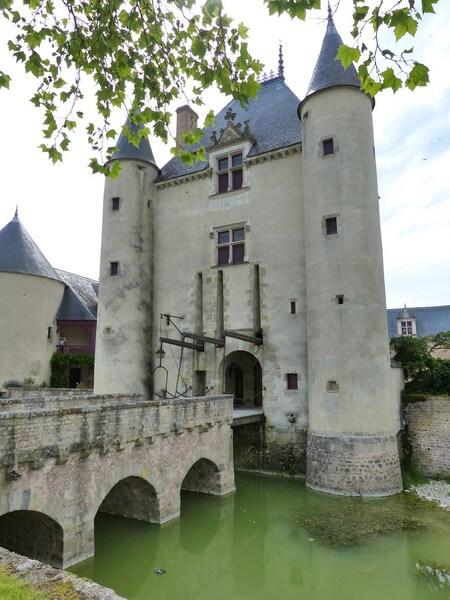 le Chateau de Chamerolles