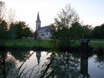L'église de Bracieux
