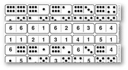 GS - Découvrir le monde - Numération - Dominos