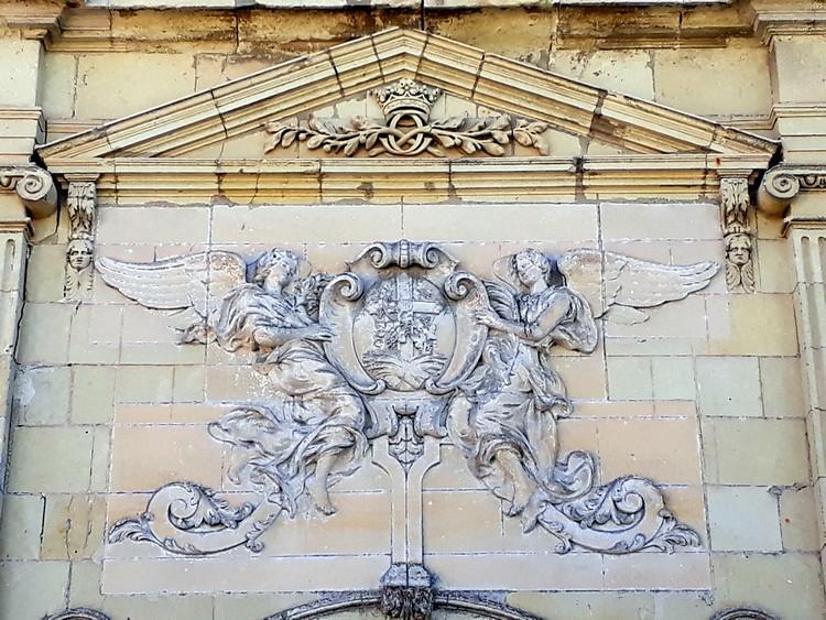 Décor de la façade