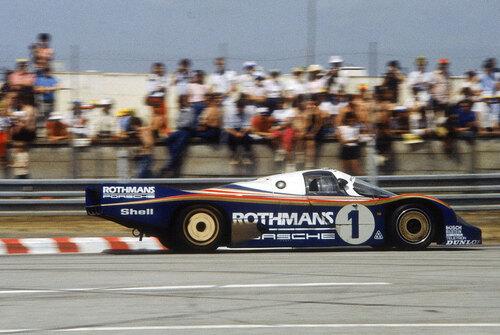 rFactor - Team Rothmans Porsche Porsche 935/76 F6