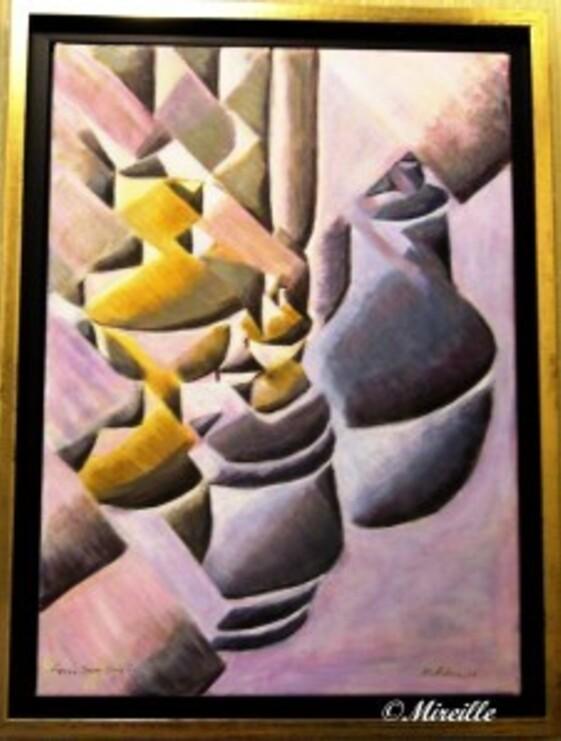 Copie de Juan Gris huile 2006