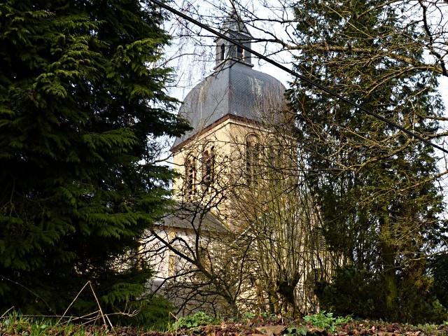 Gorze l'église Saint-Etienne 20 Marc de Metz 2011