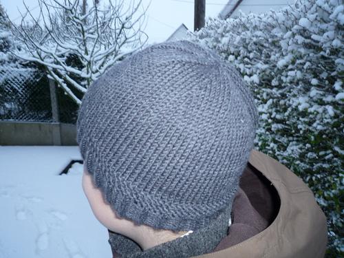1er post sous la neige