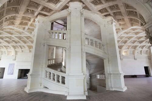 Chambord (visite du château)