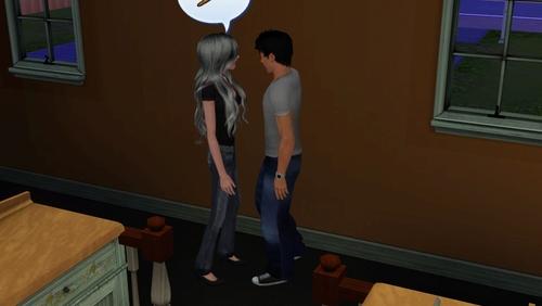 Chapitre 3 : Rencontre avec notre inconnu...