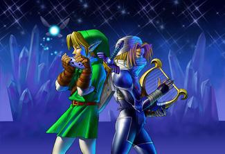 Link & Sheik's Duet - <i>Ocarina of Time 3D</i>