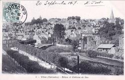 LES REMPARTS DE VIRE (Calvados)