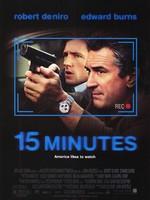 15 minutes affiche