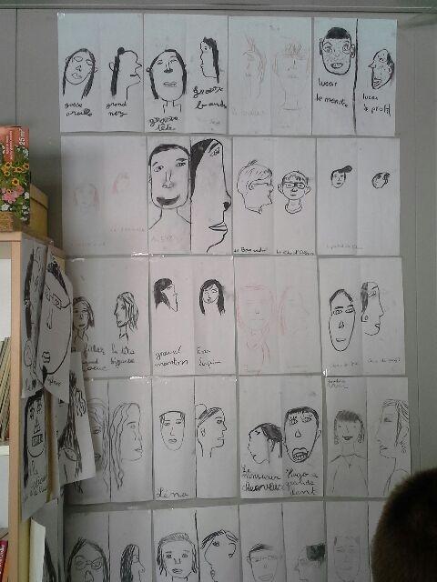 Et si nous faisions nos portraits ?