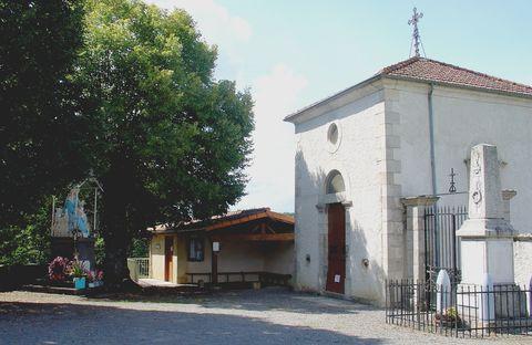 Espinasse : Notre-Dame d'Espinasse