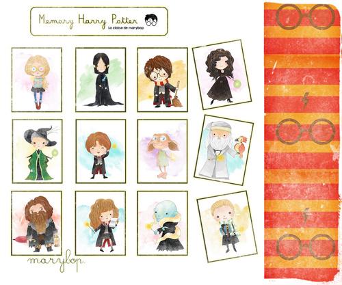 Memory Harry Potter