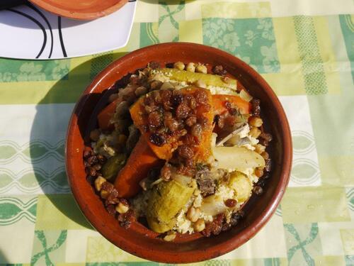 Un excellent couscous