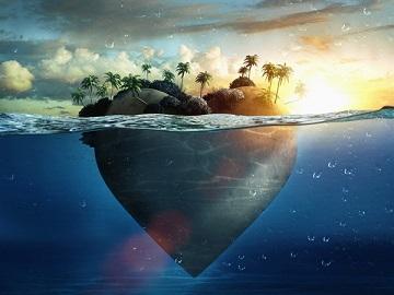 Nous sommes des îles ...