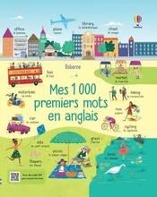 Mes 1000 premiers mots en anglais