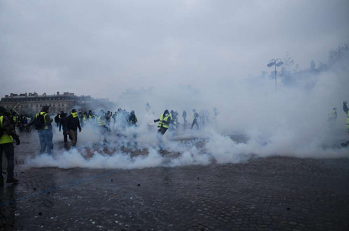 Paris-brûle-t-il ? La guerre civile est commencée