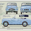 Austin A40 Sport 1951-53 version
