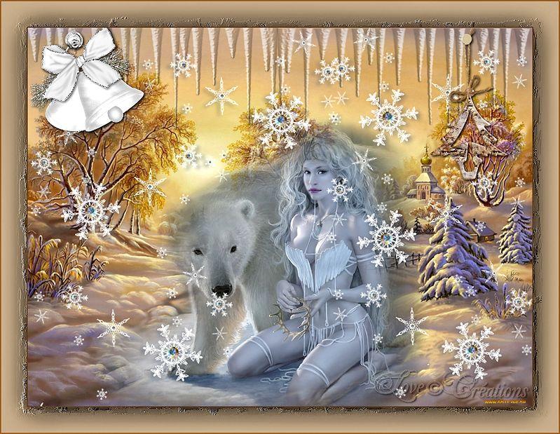 Créations femmes hiver