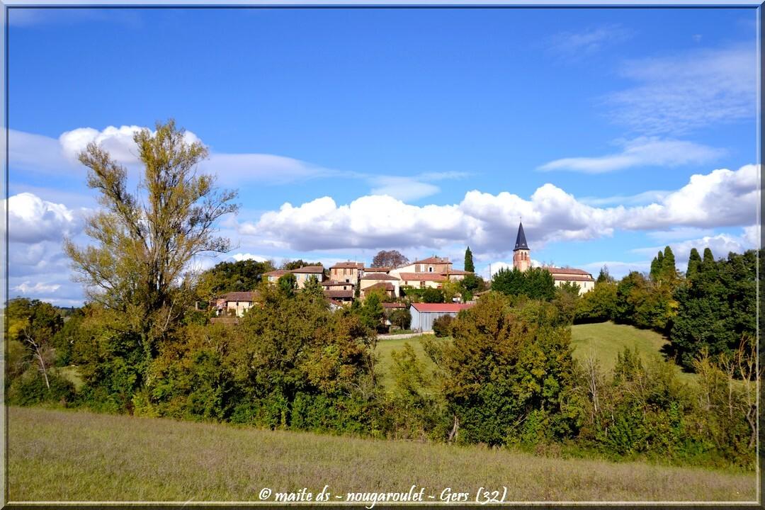 Nougaroulet - Villes et villages du Gers - 32 (4)