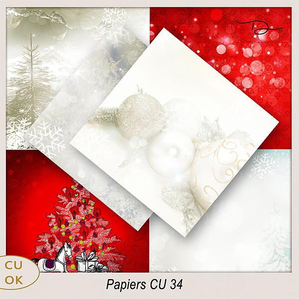 Papiers Cu 34
