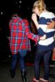 CANDIDS : Selena et Taylor allant dîner