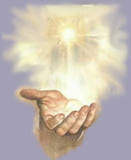 """La pensée du jour : """" La main du Seigneur """""""