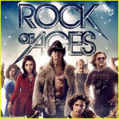 "Alec Baldwin dans ""Rock of ages"""